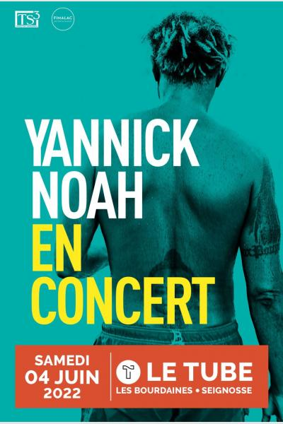 YANNICK NOAH - date de report